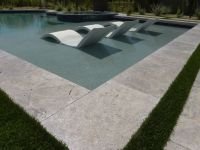Silver Travertine Natural Stone Paver | QDIsurfaces