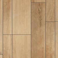 WALNUT Travertine Plank Floor Tile | QDI Surfaces