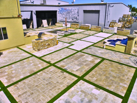 porcelain tile and pavers california