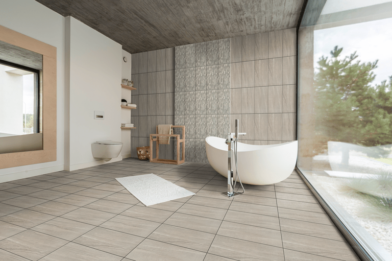 montana grey 12 x24 porcelain floor