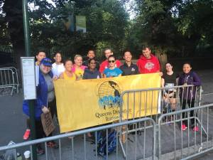 QDR Thursday AM Long Island City Group Run