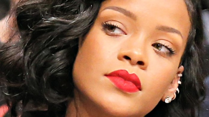 Rihanna Kidnaps Woman, Strips Her Naked, Parties Hard In -1096