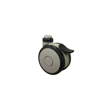 Twin Wheel Bolt Hole Castor Range