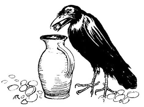 Archie – The Thirsty Crow
