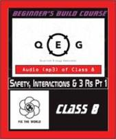 QEG Class 8 Audio and PDF