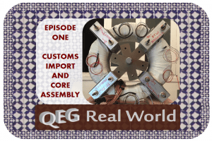 Episode One Pilot Customs Import and Core Assembly