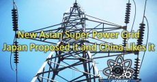 A new asian super-powered grid: Japan proposed it, and China likes ..