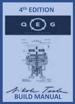 QEG free energy generator plans