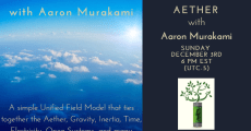 Sunday's Live Call with Aaron Murakami – Hacking The Aether