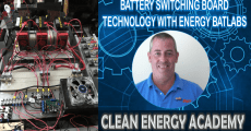 BATTERY SWITCHING BOARD TECHNOLOGY (NEW VIDEO)