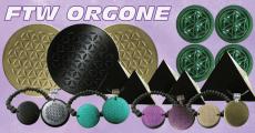 HUGE Orgonite New Year's SALE