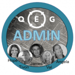 Group logo of QEG Academy Admin Team
