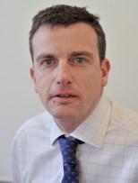 David Stonehouse - Director of Finance