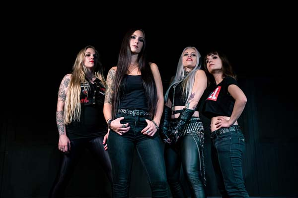 Nervosa estrena playthrough de Diva Satánica cantando «Perpetual Chaos» – QEPD.news