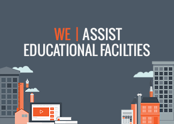 we-assist-education-sm Commercial Property Management San Diego