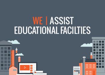 we-assist-education-sm Commercial Property Management San Diego