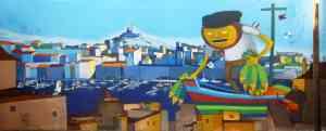Nhobi - Le M.U.R. @ Le Mur Oberkampf