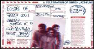 A Celebration Of British Jazz-Funk @ New Morning