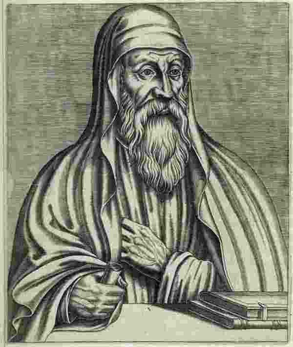 Adamanzio, padre della chiesa