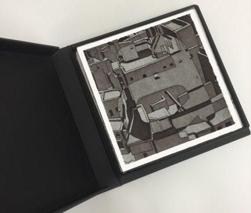 Lettered Print-Exchange-Archival-box