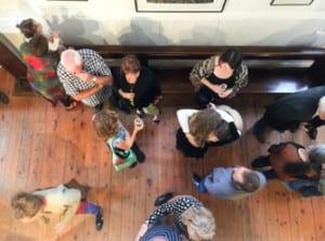 Bellarine Printmakers opening