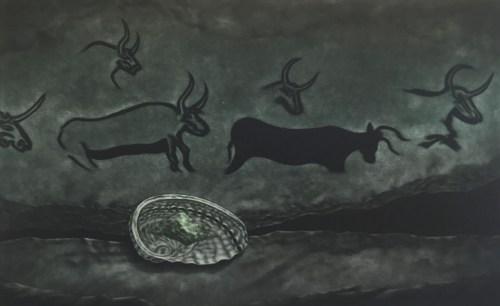 Graeme Peebles Cave of the Green Aurochs