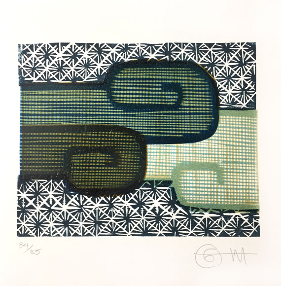 Lucinda-Tanner--Virginia-Woolfe--Stream-of-Consciousness--Woodblock-print--