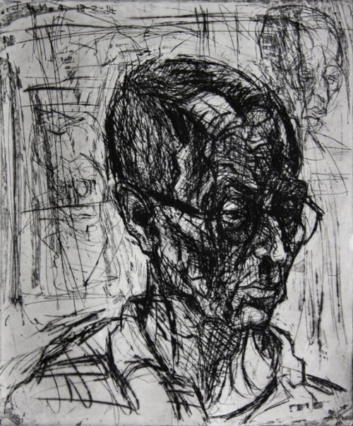 David Fairbairn_J.L.-No.4_2015_copper-etching-with-drypoint