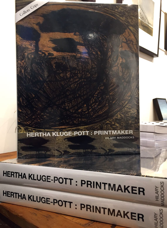 Hertha Kluge-Pott book
