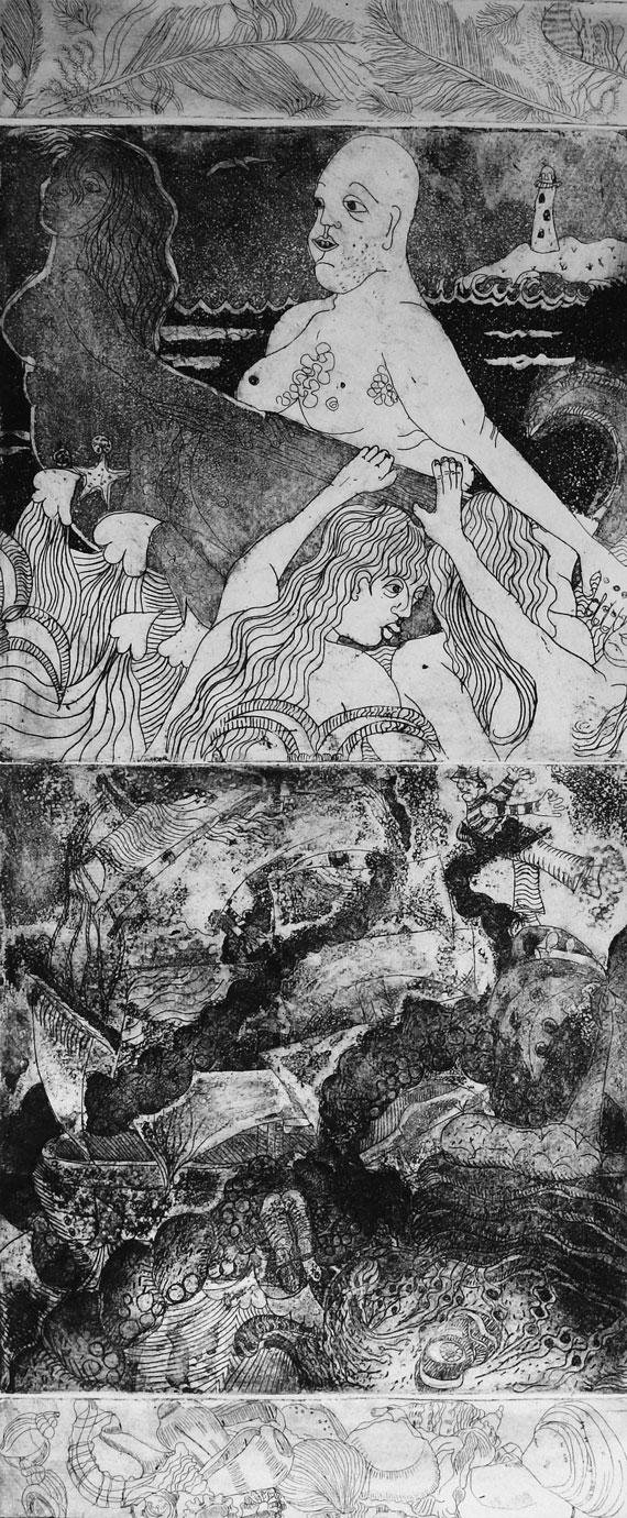 Of Deception... Sirens & the Kraken