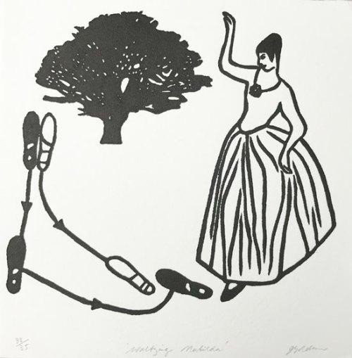 Janet Goldman Banjo Paterson Waltzing Matilda