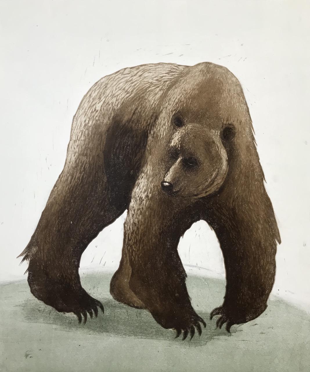 Carolyn Graham Alaskan Bear II