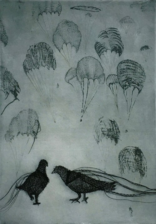 Lisa Sewards Promise__etching