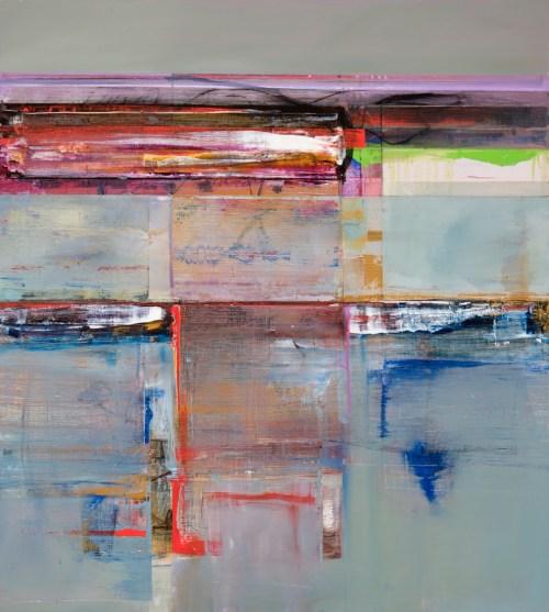 John Waller Anamnesis 1 2019 102 x 92 cm