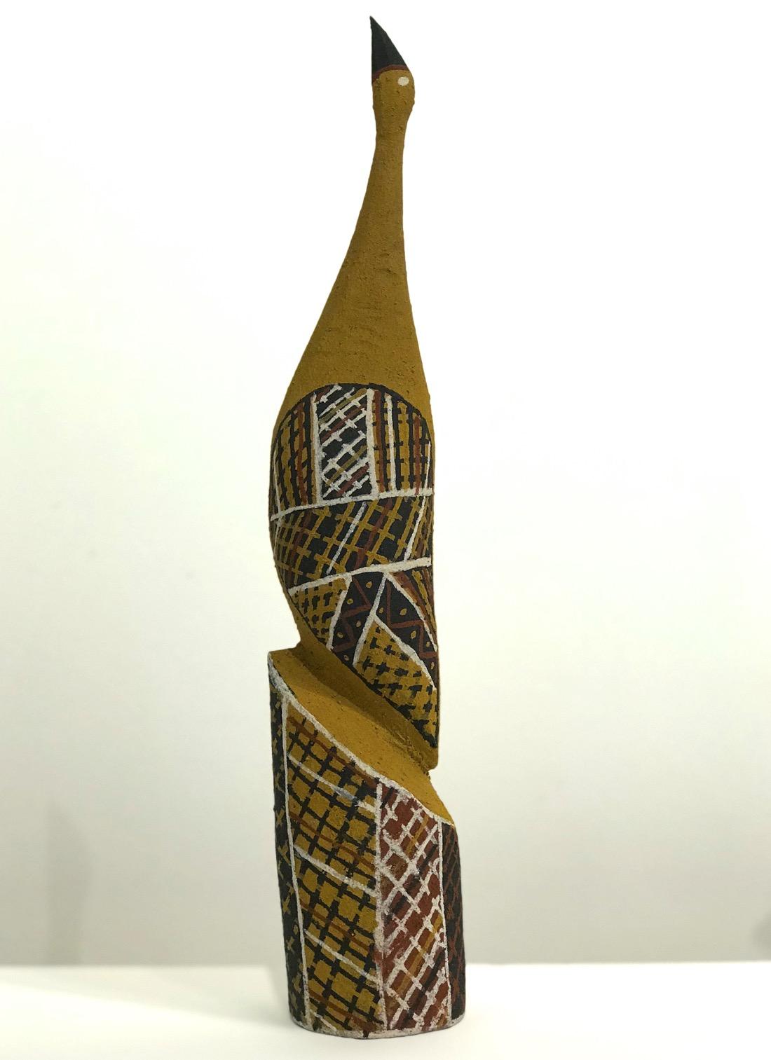 Pius Tipungwuti Tokwampini the Bird