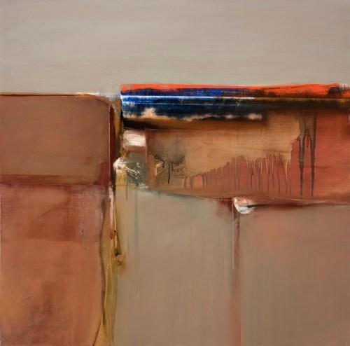 John Waller Anamnesis 5 2019 91 x 91cm