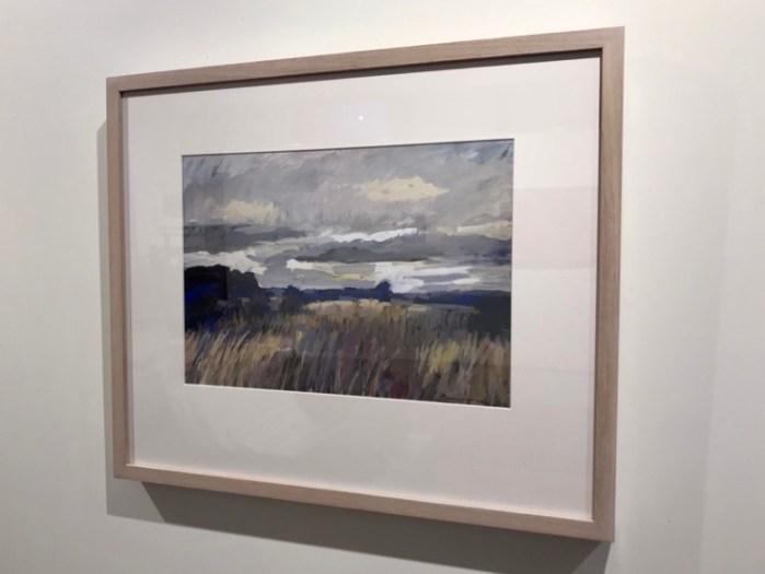 David Moore Paddocks Malmsbury framed $1600
