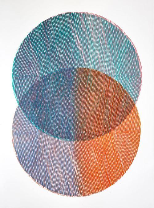 Lucinda Tanner Mandorla Study VII