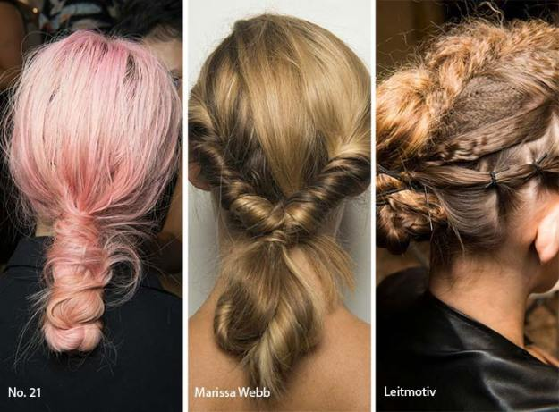 spring_summer_2017_hairstyles_trends_low_braided_twisted_buns_updos2