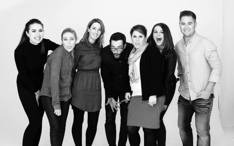 Photoshoot team
