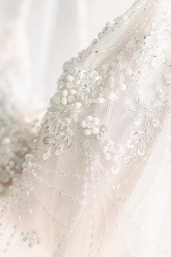 ivory beaded wedding down Q Hegarty Photography weddings and portraits