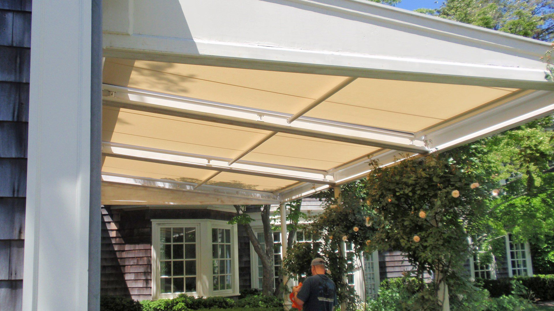 Durasol Pinnacle Structure Awning Innovative Openings