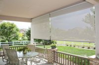 Insolroll Oasis 2600 Patio Sun Shades | Innovative Openings