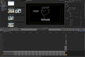 Postproducción y edición digital