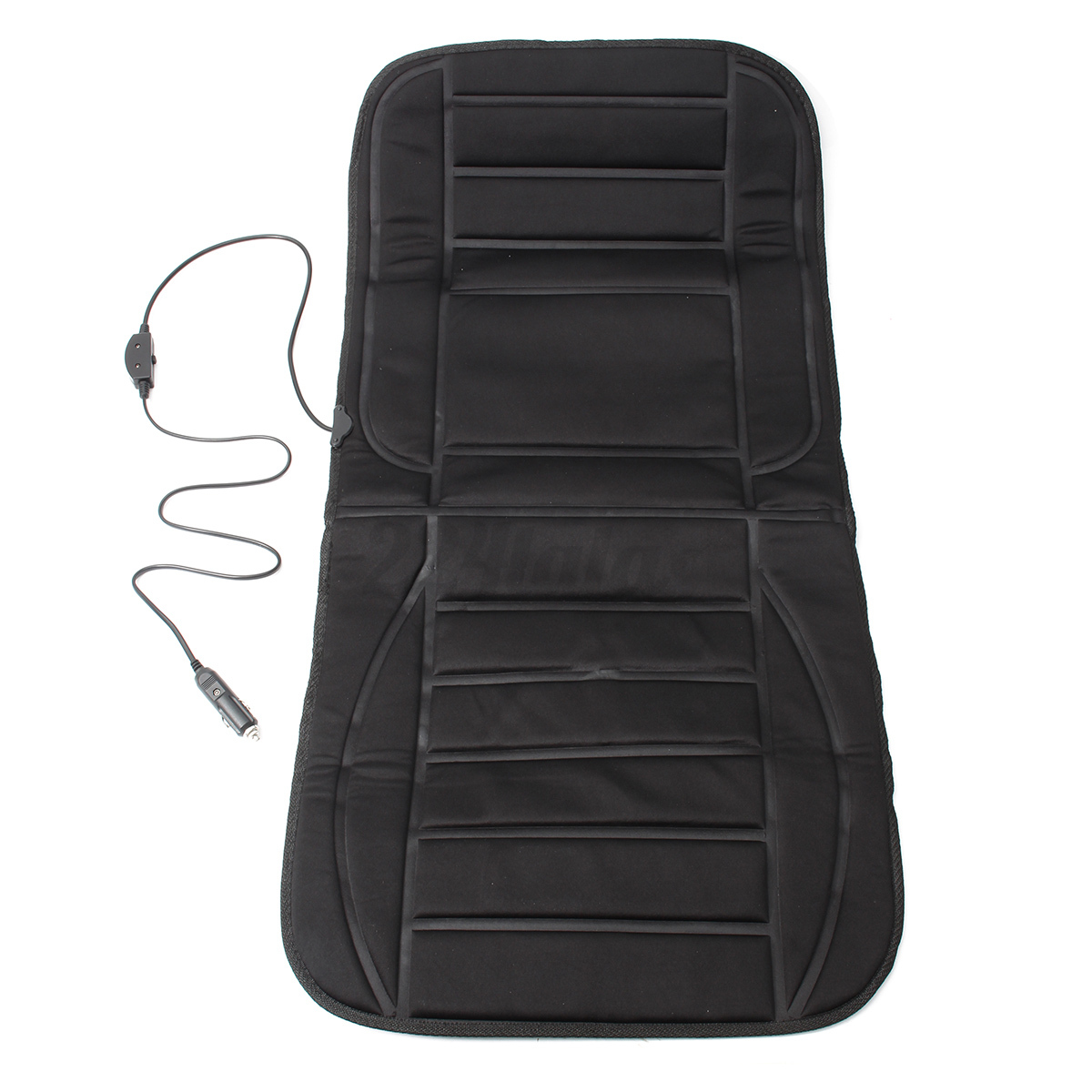 Chair Back Massager Seat Cushion Car Massage Back Chair Heat Massager Lumbar