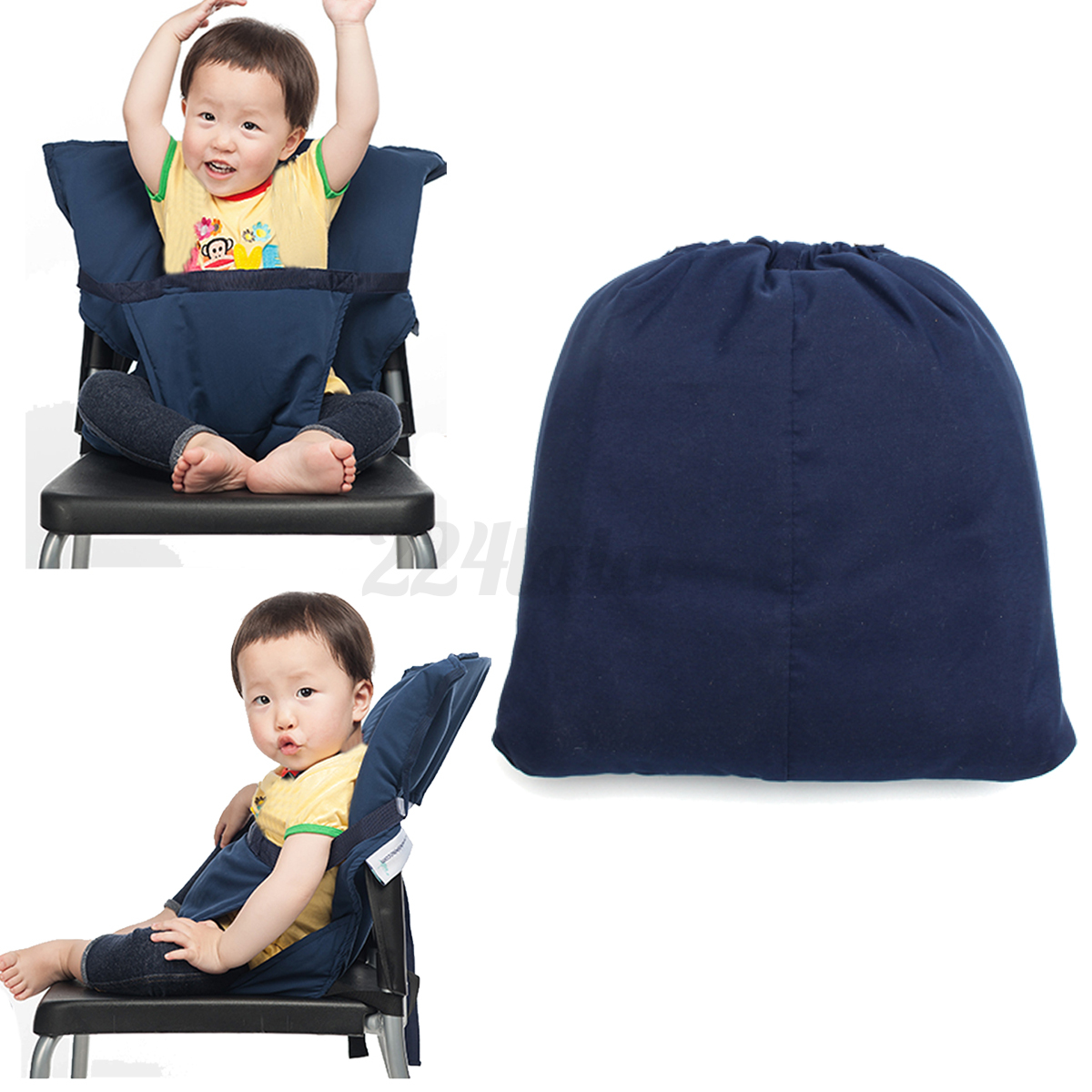 Baby Chair For Eating New Baby Portable High Chair Feeding Seat Infant Kiskise