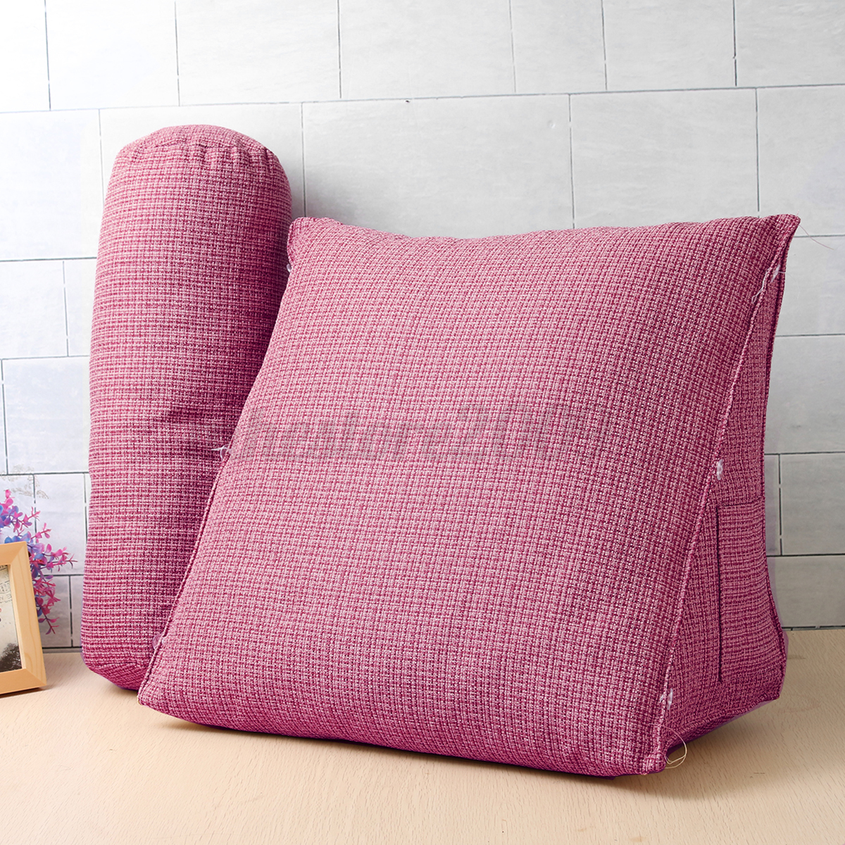Back Pillow For Chair Big Adjustable Sofa Bed Chair Office Rest Neck Support