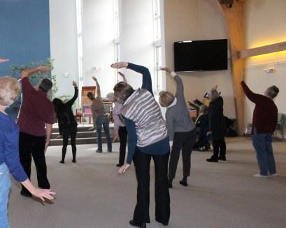 qigong for good health winter class 2015--53