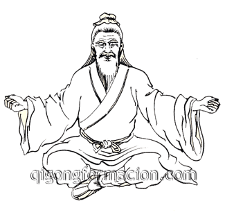 Daoyin Shi Er Duan Jin.
