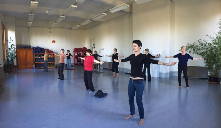 Qigong Melbourne Group Class